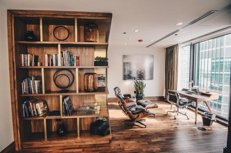 Porządek w dokumentach- najlepsze meble do domowego biura