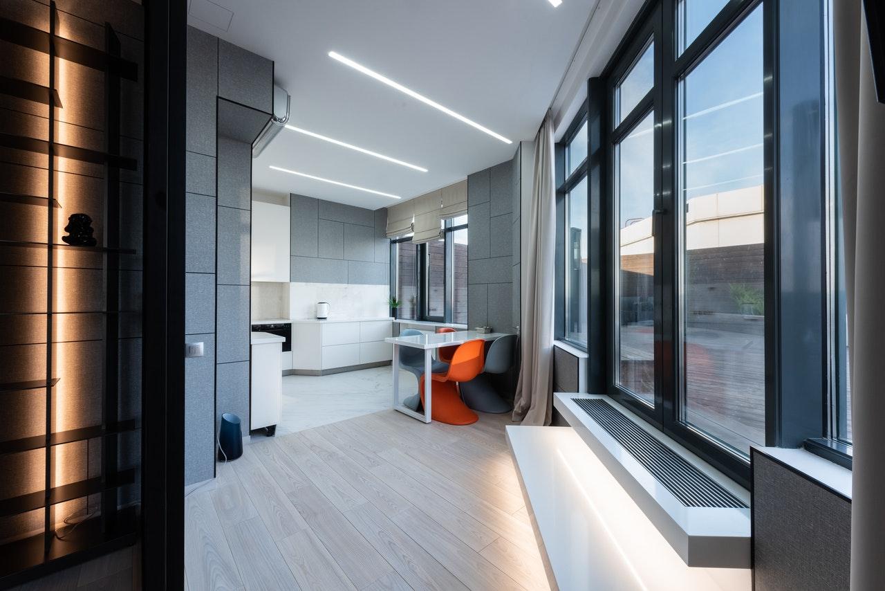 Nowoczesne, stylowe i funkcjonalne mieszkanie dla każdego